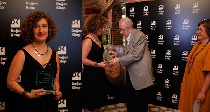 Duygu Asena Ödülü Gaye Boralıoğlu'na verildi