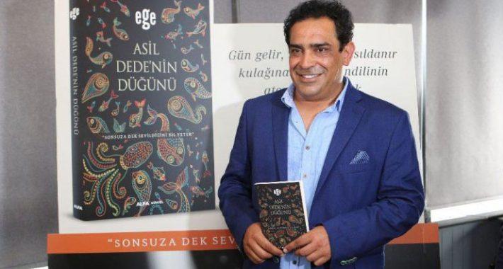 Ege ikinci romanı Asil Dede'nin Düğünü ile okurlarla