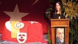 Enis Fosforoğlu'nun cenazesi toprağa verildi