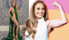 Jennifer Lopez güzellik sırrı acı biber