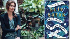 Elif Şafak Booker Prize ödülü aday listesinde