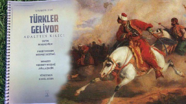 turkler geliyor adaletin kilici sinema