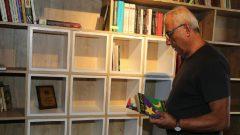 Ataol Behramoğlu Kitaplığı Odunpazarı'nda açılacak