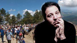 Fazıl Say Kaz Dağları konseri ile Su ve Vicdan Nöbetinde