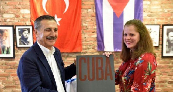 Fidel Castro Fotoğraf Sergisi Eskişehir'de açıldı