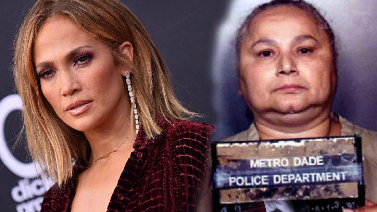 Jennifer Lopez uyuşturucu baroniçesi The Godmother