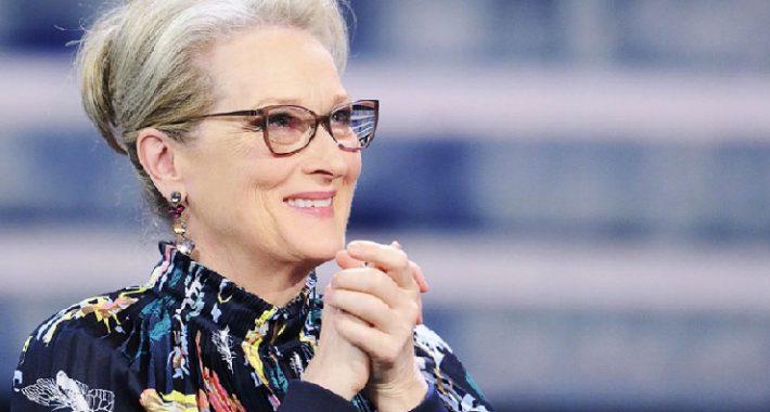 Meryl Streep yazar oldu