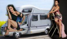 Şevval Sam karavan hayatı istiyor