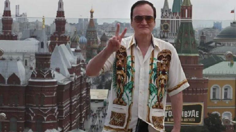 Tarantino son filmini çekip emekli olacak