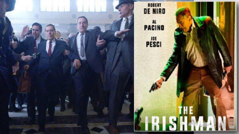 The Irishman fragmanı yayınlandı
