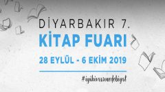 Diyarbakır Kitap Fuarı 2019 için geri sayım