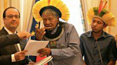 Kabile şefi Nobel Barış Ödülü adayı