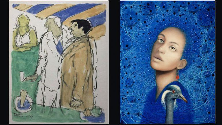 Kuzguncuk Art Project koleksiyon sergisi ile açılıyor