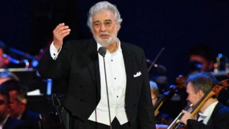 Placido Domingo cinsel taciz iddiaları ile
