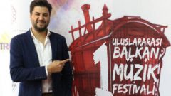 Uluslararası Balkan Müzik Festivali başlıyor