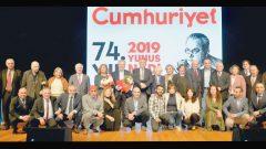 2019 Yunus Nadi Ödülleri töreni