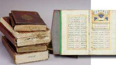 Osmanlı el yazmaları sergisi Hafıza-i Beşer