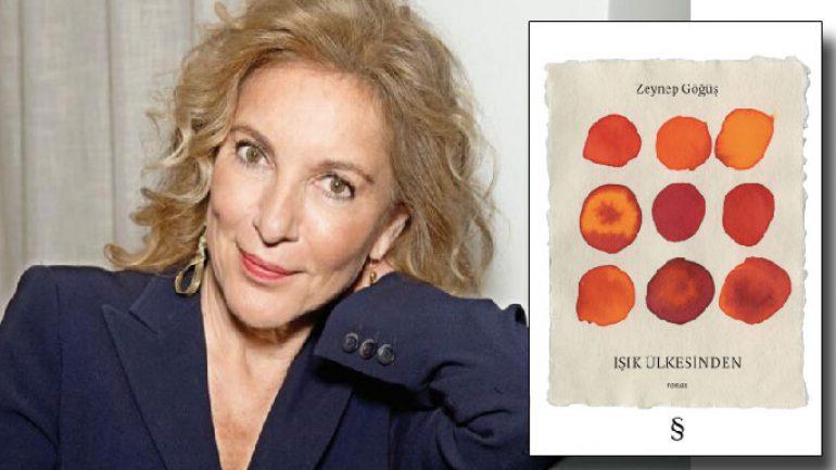 Zeynep Göğüş Işık Ülkesinden romanı Yunus Nadi Ödülü'nü kazandı