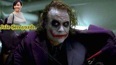 Bu oyunda belki de Joker olan sensin