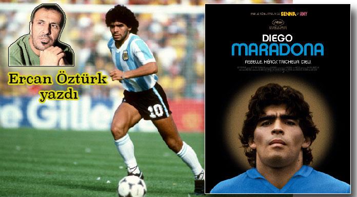 Diego Maradona filmi 10 numara olmuş