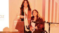 Erdal Öz Edebiyat Ödülü Latife Tekin'e verildi