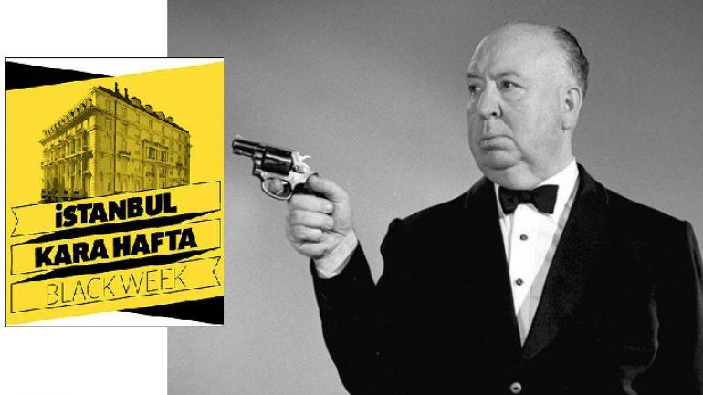 Kara Hafta İstanbul Festivali bu yıl Hitchcock temasıyla