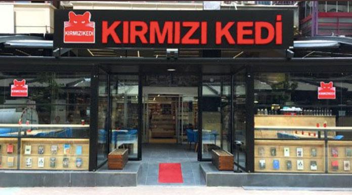 Kırmızı Kedi Ankara şubesi açılışına davet