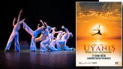Mercan Selçuk Dans Topluluğu Uyanış performansıyla CKM'de