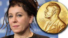 Nobel Edebiyat Ödülü 2018 sahibi Olga Tokarczuk