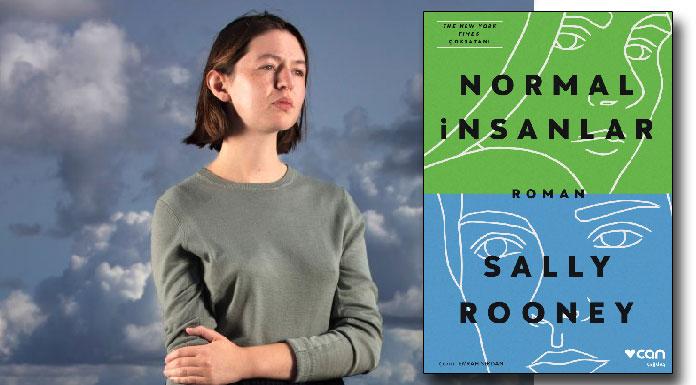 Normal İnsanlar Sally Rooney'nin ilk romanı