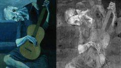 Picasso'nun yeni eseri x-ray cihazı ile keşfedildi