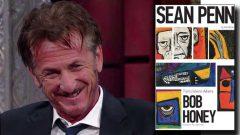 Sean Penn kara mizah ile edebiyat dünyasında