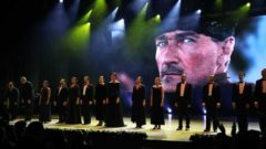 Atatürk konserle anıldı