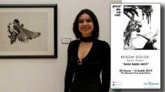 Begüm Gücük resim sergisi The Marmara Pera'da