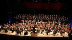 İstanbul Devlet Senfoni Orkestrası Atatürk'ü Anma Konseri