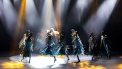 Kadın Dans Tiyatrosu ile liseli kızlardan kadına şiddete tepki