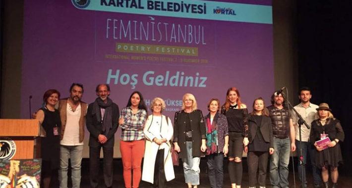 Kadın şairler İstanbul'da buluştu