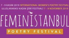 Kadın Şiiri Festivali Feminİstanbul şiddeti yenmek için