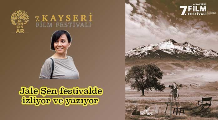 Kayseri'de Altın Çınar için 10 film yarışıyor