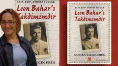 Leon Bahar'ı Takdimimdir hazin bir Türkiye gerçeğinin romanı