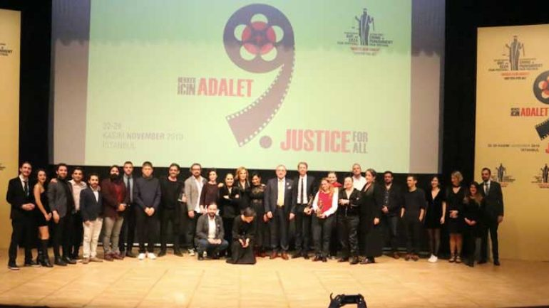 Suç ve Ceza Film Festivali ödülleri sahiplerini buldu