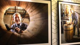 Kaybolmaya yüz tutan Anadolu'nun geleneksel meslekleri sergisi