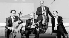 Berlin Filarmoni Piyanolu Dörtlüsü CRR'de