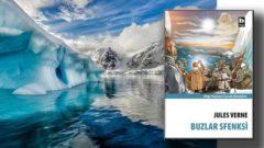 Buzlar Sfenksi çocukları göz kamaştırıcı dünyaya çağırıyor