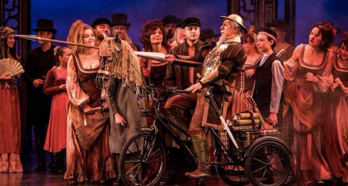 Don Kişot Operası ile sahnede görsel şölen