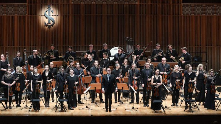 Mahler Oda Orkestrası İstanbul'da