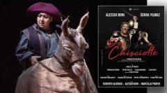 Serra Yılmaz Don Kişot ile İtalya'da kapalı gişe