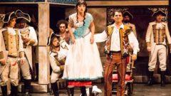 Sevil Berberi 20 yıl aradan sonra yeniden sahnelendi