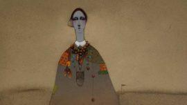 Turuncu Mevsim sergisinde kadın teması