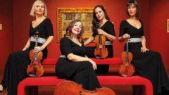 Alfa Quartet Slav Esintileri konseri